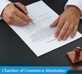 Chamber of Commerce Attestation