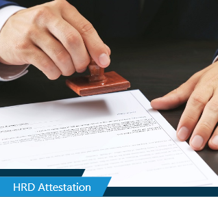 HRD Attestation